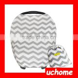 UCHOME New Style Soft Cotton Nursing Cover For Breastfeeding Baby Car Seat cCanopy