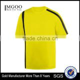 Attacking Third Jersey For Youth Man Short Sleeve Basic Breathable Jersey 100% Polyester Wicking Knit Comfort Sport Tee