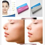Hot Sales Natural HA Anti-wrinkle/Cross linked Injection Grade Hyaluronic Acid Filler/Anti-aging HA gel