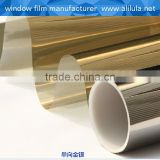 Hot selling self-adhesive PVC decorative window film for glass, protective pravicy glass film for house/building