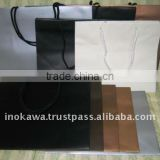 Luxury Shopping Paper Bag STOCKLOT LOW PRICE--- Black, Gold, Silver, Champagne Gold, Charcoal, and White --- Wholesale