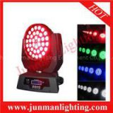 36*10w RGBW 4 In 1 LED Zoom Moving Head Light Effect Disco Light