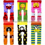 fancy animal design cotton baby leggings pants