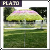 2015heated new designed solar beach umbrella outdoor, garden parasol umbrella