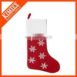 2016 Children Gift Decorative Felt Christmas Stocking World