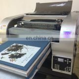 8 colors 6 colors t-shirt printer A3 A2 t-shirt printer