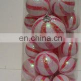 MINTS BALL ORNAMENTS CHRISTMAS DECORATION