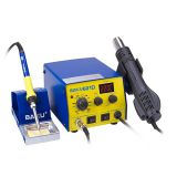 110V/220V BAKU BK-601D SMD Rework Station 601D Soldering Iron For Phone Repair