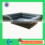 black high quality cheap inflatable foam pit