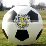 Custom giant soccer ball inflatables inflatable football air dome balloon for advertising decoration