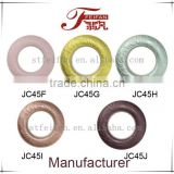 JC45FGHIJ plastic curtain eyelet abs ring blinds and curtains