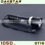 DAKSTAR DT16 1050LM CREE XML T6 18650 Rechargeable Magnet Switch IPX8 LED Diving Torch