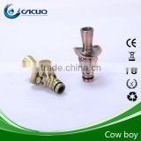 little e cigarette atomizer cow boy drip tip