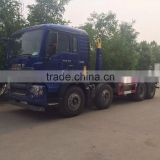 sinotruk Carriage removable garbage truck for sale euro 2 -4 and 5 (gas) with spare prets