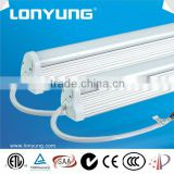 Europe US Japanese new patent IP65 waterproof T8 led tube fixture manufacturer at factory price