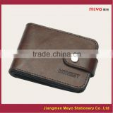 2015 Commercial Promotional Customized Made Genuine Leather key wallet,key case,key holder