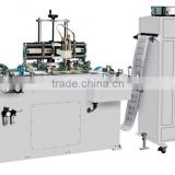 adhesive label screen printing machine,automatic roll to roll screen printing machine , silk screen label printing