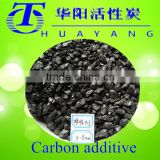Sulphur content 0.24% 3-5mm carbon black additive