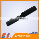 Maytech RC Aircraft Parts Direct-Drive Plastic Propeller with 1mm Shaft