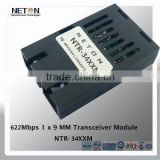 optical module in MMF 1550nm 622Mbps hf radio transceiver