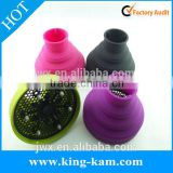 wholesale professional salon universal hair dryer diffuser silicone hair diffuser Dryer Diffuser