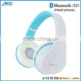 High quality Hot Selling Headband Wireless Stereo Bluetooth Headphone for Computer Games/Video Game