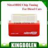 NitroOBD2 Diesel Car Chip Tuning Box Plug and Drive OBD2 Chip Tuning Box More Power / More Torque