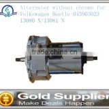 Brand New alternator with chrome for Volkswagen Beetle 043903023B 13081 N with high quality and low price.