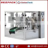 High efficiency Premade Bag Packing automatic filling sealing machine for Solid or powder