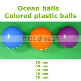 High quality polyethylene balls, soft play ball for baby kids children