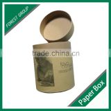 3MM THICK CHEAP PRICE PAPER TUBE RECYCLABLE CANDLE PACKAGING CONTAINER WITH CUSTOM PRINT                                                                         Quality Choice