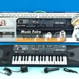 37 keys kids electric piano toys with microphone