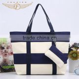 Canvas Cotton Custom Tote Shopping Bag Promotional Canvas Cotton Tote Bag                                                                         Quality Choice