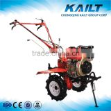 High efficiency rotary tiller diesel power cultivator for farm use                                                                         Quality Choice