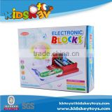 DIY science educational toys electronic building blocks science toys for kids