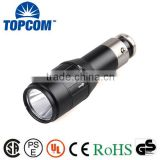 Custom Cigarette Lighter Rechargeable 12 Volt Super Bright Q5 LED Car Flashlight                                                                         Quality Choice