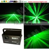 High power 3w green club Laser Projector Strobe Lighting / DJ Disco Party Light ilda 1w green laser stage lighting