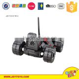Four Channel smartphone and wifi control RC car with camera