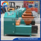 China Wood sawdust biomass extruder briquette machine charcoal making machine bbq charcoal 0086 15238378335