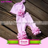 baby boutique clothing Children Kids Cotton wholesale knit boys ruffle icing pants in bulk                                                                         Quality Choice