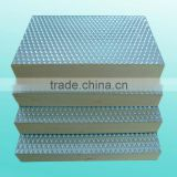 GOOT Phenolic Foam Pre-insulated Duct Panel with Galvanized Iron (GI) Sheet One side and Aluminum Foil the other side