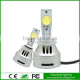 Auto system car cob bulb 9006 led headlight
