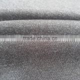 Wholesale keep warm polyester nylon spun core yarn twill fabric, warmwear twill fabric