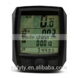 New Bike Bicycle Cycling Computer LCD Odometer Speedometer