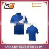 Stan Caleb men polo printed t-shirts cheap blue t-shirts in bulk plain china