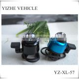 Aluminum Alloy Bicycle Bell Metal Bell Ring Compass for Kid Bike Bicycle