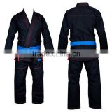 Black Brazilian Jiu-Jitsu Uniform