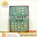 hot selling high quality Custom metal sign / tin signs