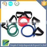 Latex Resistance Bands Set Resistance Tube Elastic Exercise Bands for Yoga Pilates