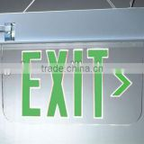 SGA-087 exit light emergency exit light board emergency exit sign led light exit emergency lamp emergency luminaire emergency
